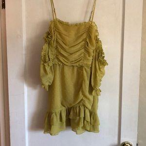 Tobi dress size large